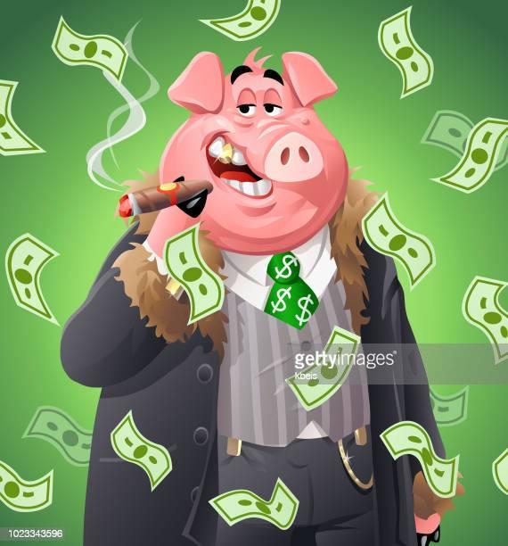 Billionaire Pig