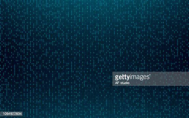 binary background - computer software stock illustrations
