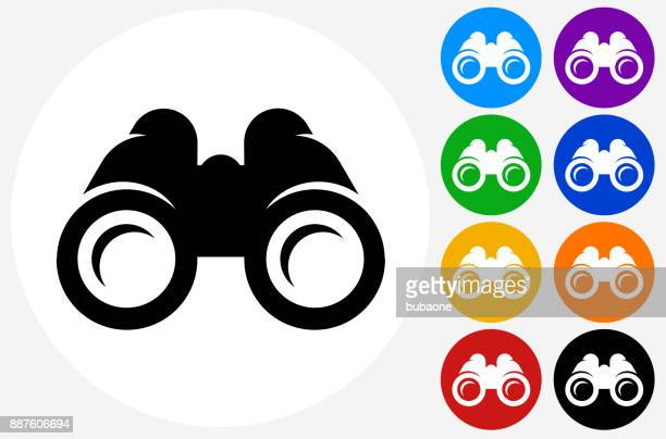 binoculars. - looking at view stock illustrations, clip art, cartoons, & icons