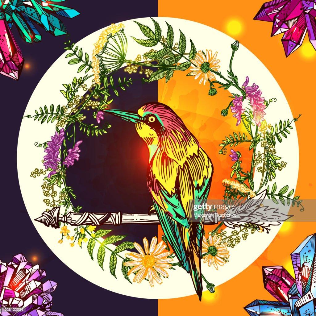 bird and arrow