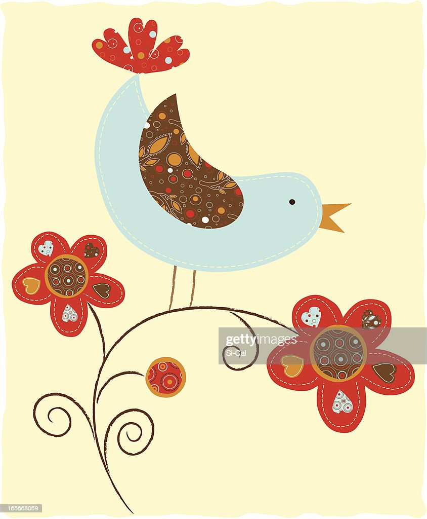 Birds and Flowers (Series)