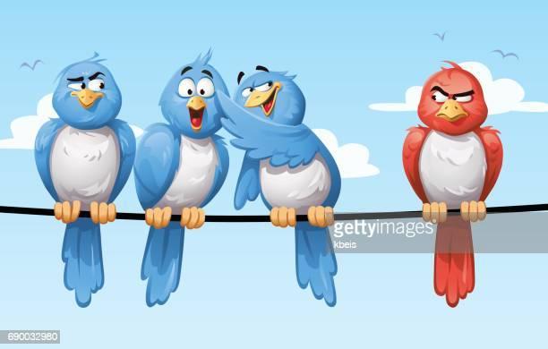 Vogels en vooroordelen