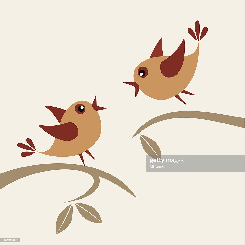 Birds quarell