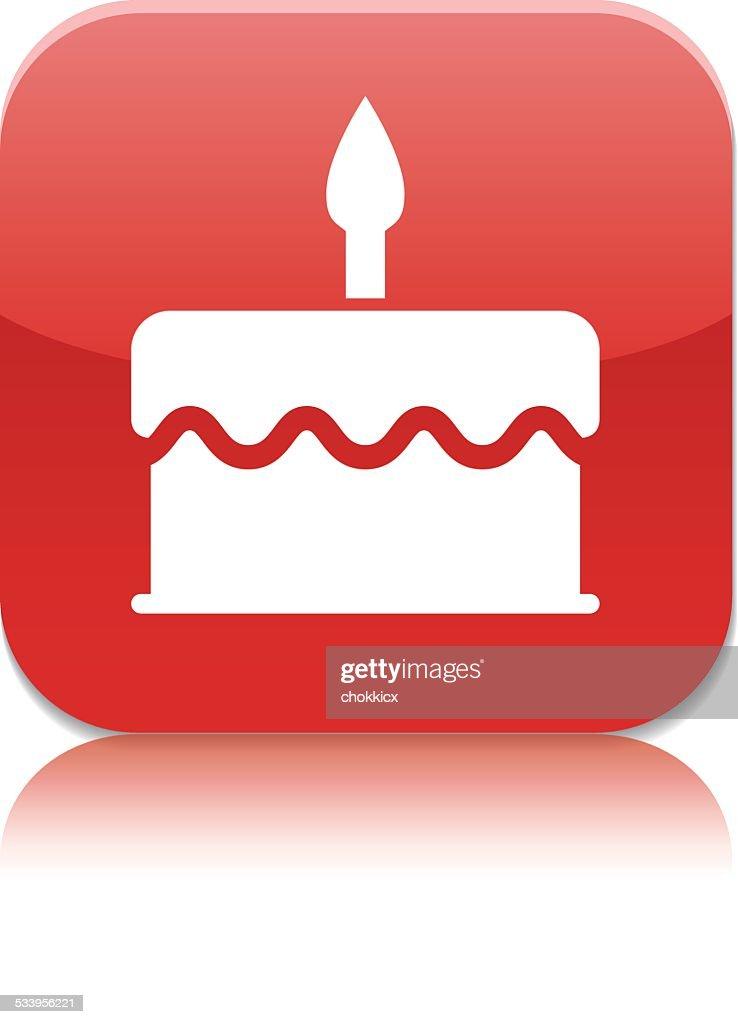 Phenomenal Birthday Cake App High Res Vector Graphic Getty Images Personalised Birthday Cards Xaembasilily Jamesorg