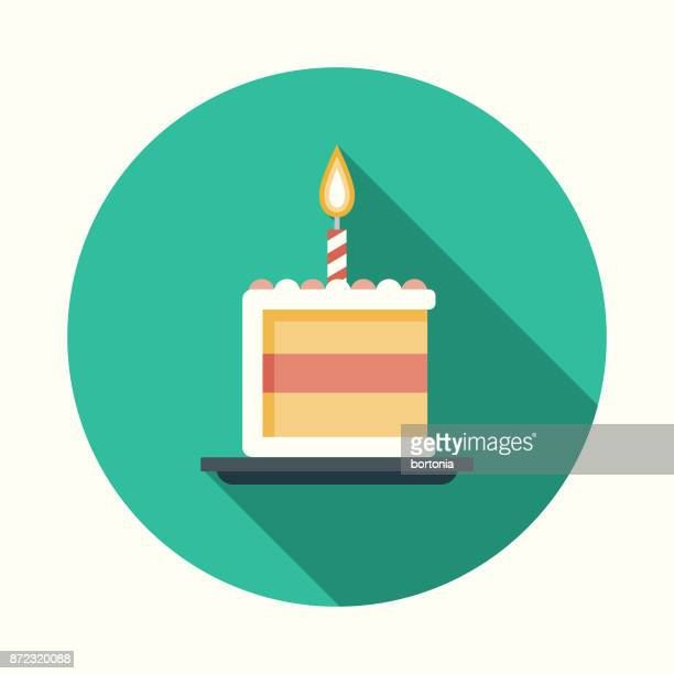Birthday Cake Vector Art And Graphics Getty Images