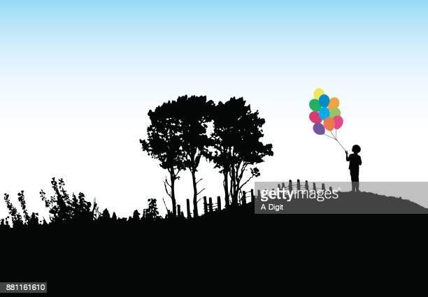 illustrations, cliparts, dessins animés et icônes de rêve d'anniversaire - anniversaire enfant