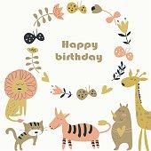 birthdayafricaredyellow