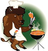 Bison Grill Chef