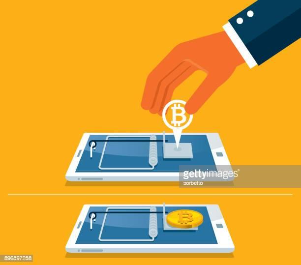 Bitcoin コンセプト - 詐欺