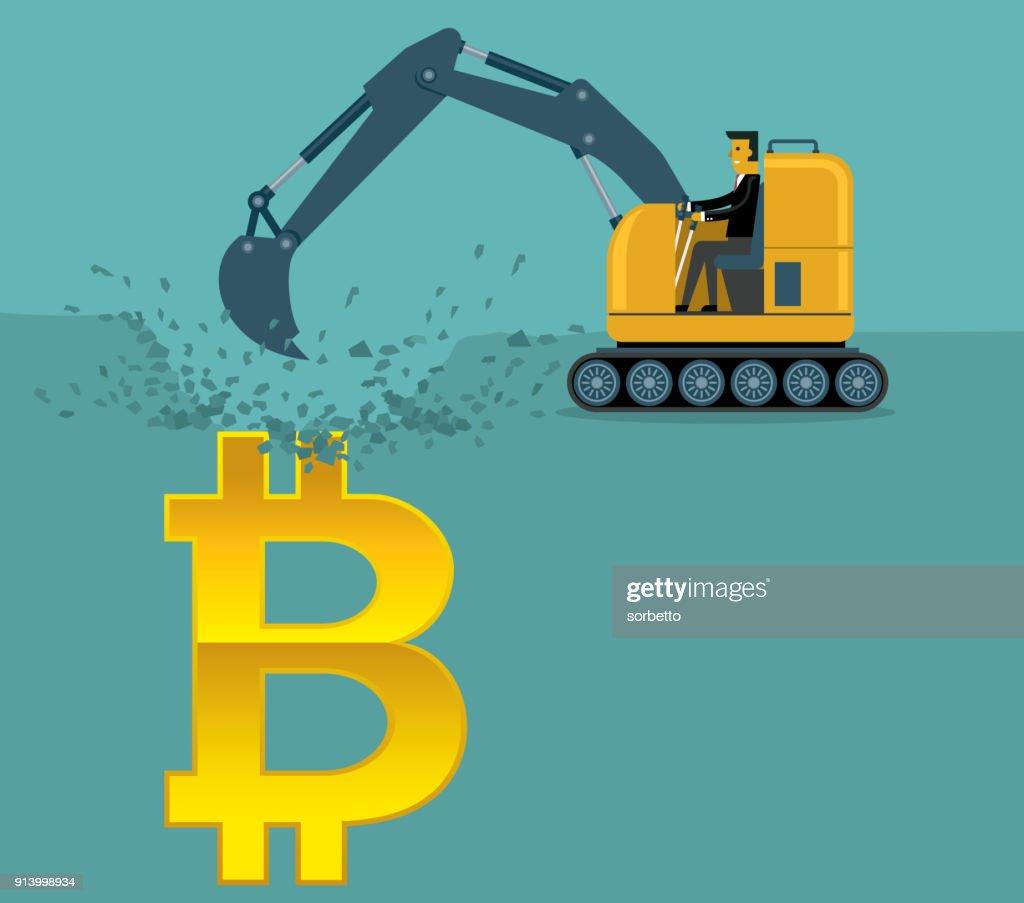 Bulldozer mining bitcoins buying bitcoins with moneygram
