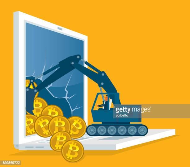 Bitcoin mining - Using Bulldozer