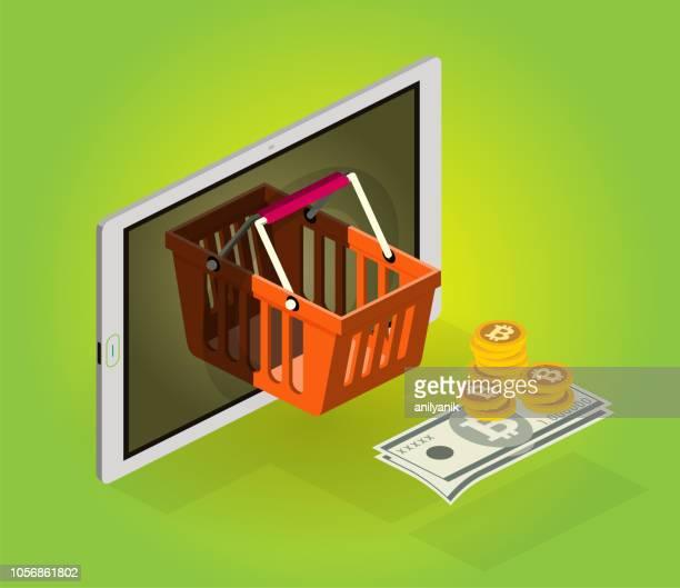bitcoin shopping
