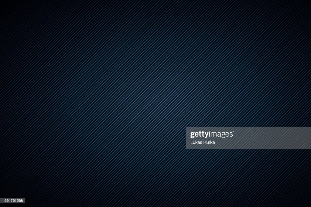 Black and blue abstract background with diagonal lines