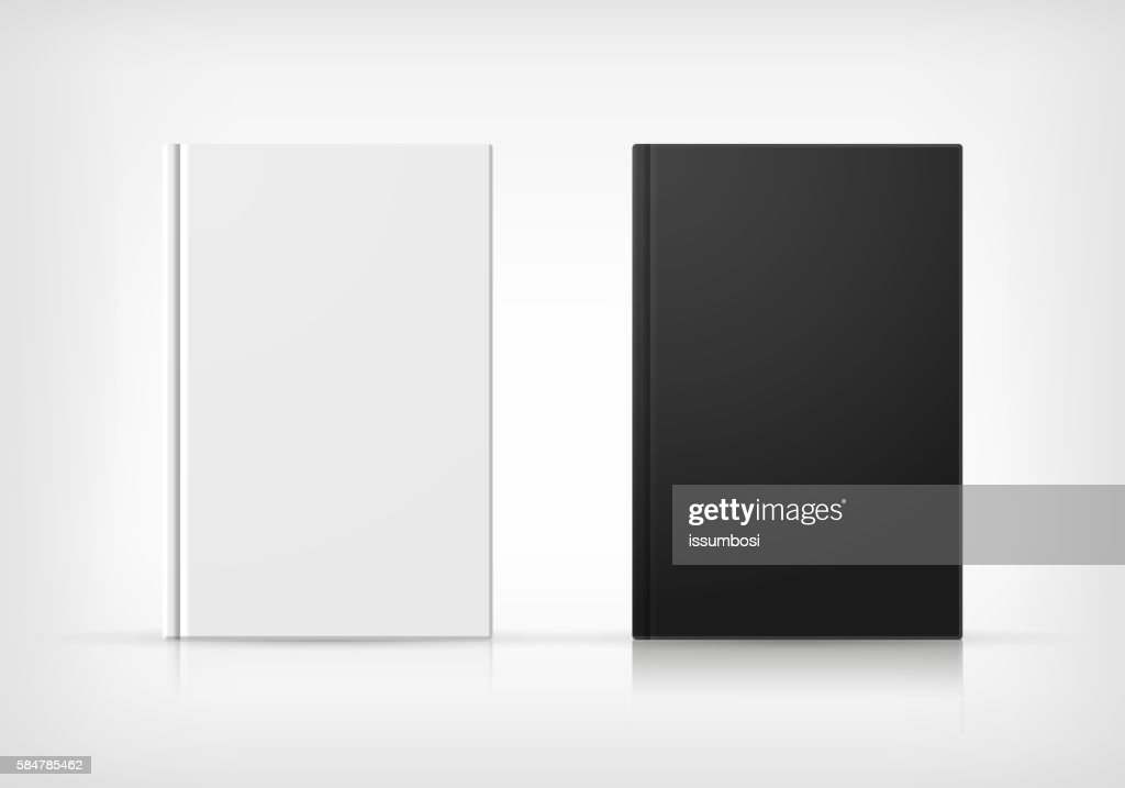 Black And White Book Covers