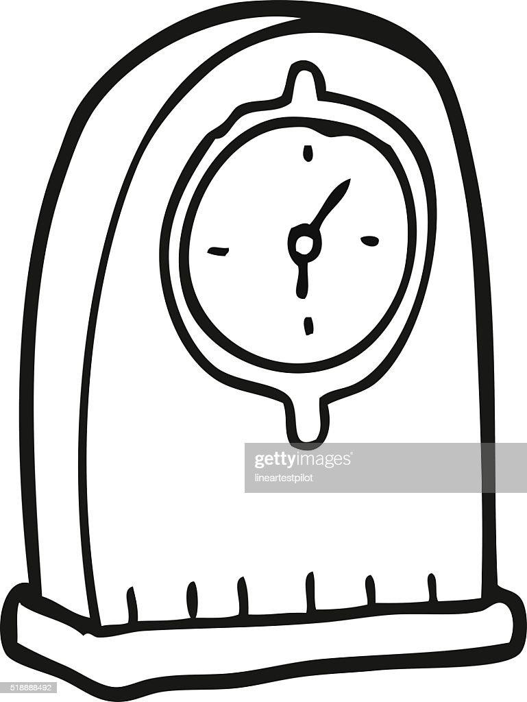 Alte Uhr Stock Vektor Art und mehr Bilder von Alt - iStock