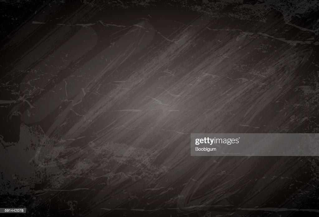 Black chalkboard background grunge texture.