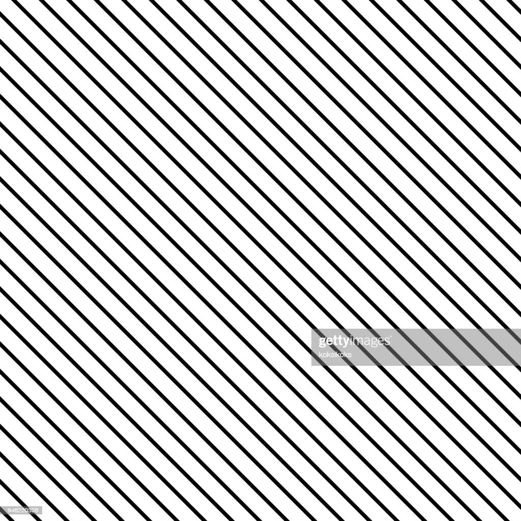 Black diagonal stripes, vector template pattern background. Mesh direct diagonal stripes parallel lines
