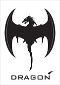 Black Dragon with the axe wing and whip tail