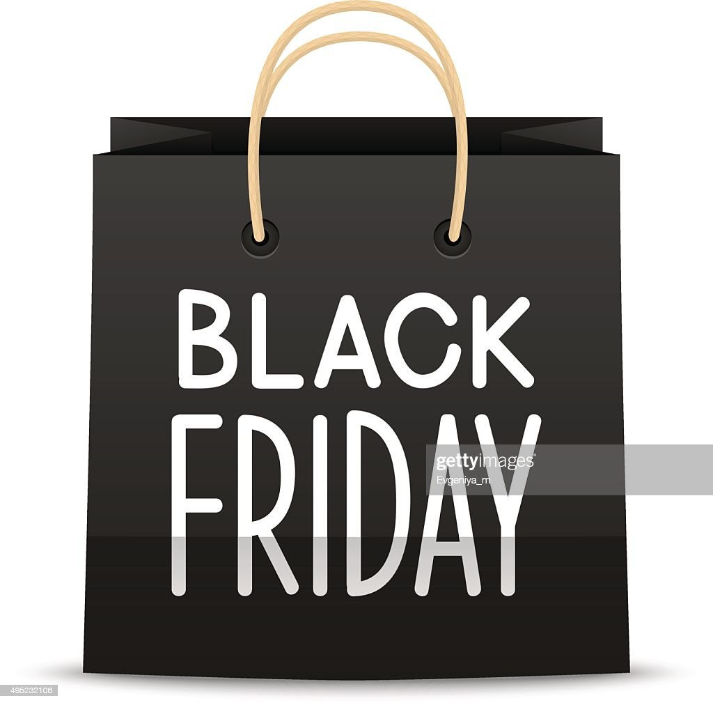Black friday concept for Your design