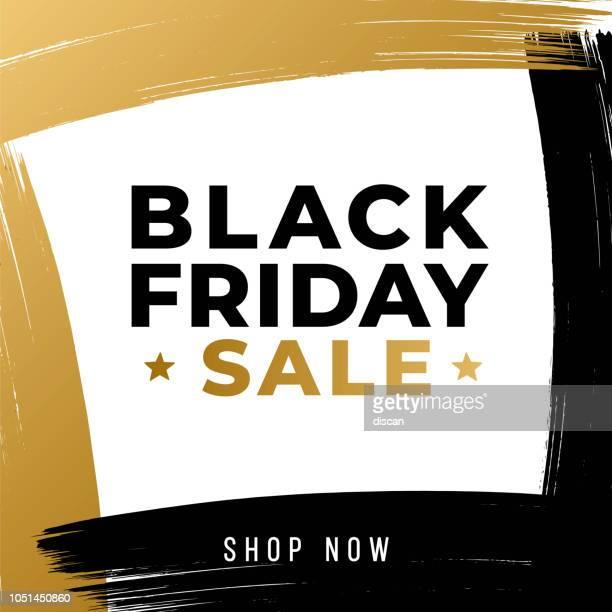 ilustraciones, imágenes clip art, dibujos animados e iconos de stock de negro diseño de viernes para publicidad, banners, folletos y volantes. - black friday