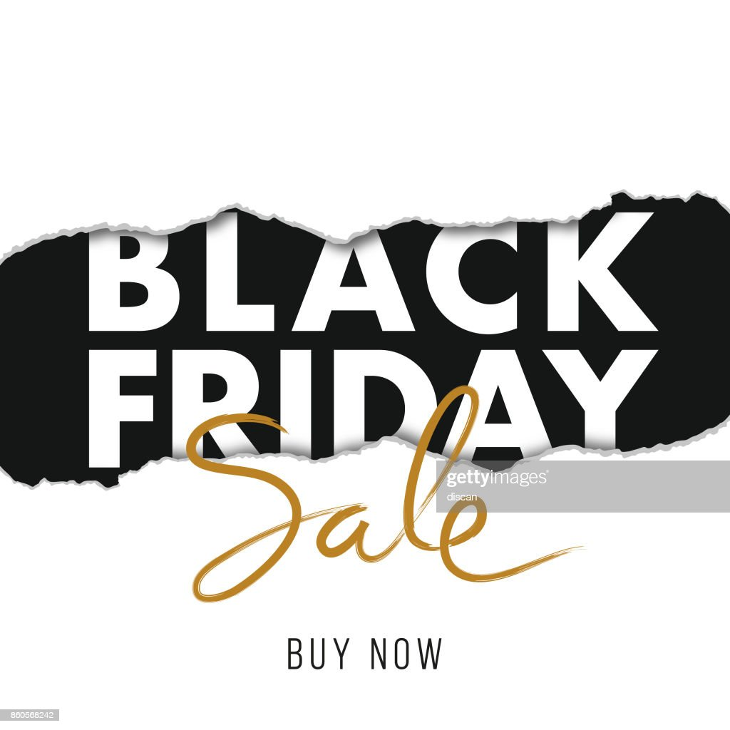 Black Friday design for advertising, banners, leaflets and flyers. : stock illustration