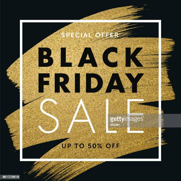 black friday design for advertising, banners, leaflets and flyers. - luxury stock illustrations