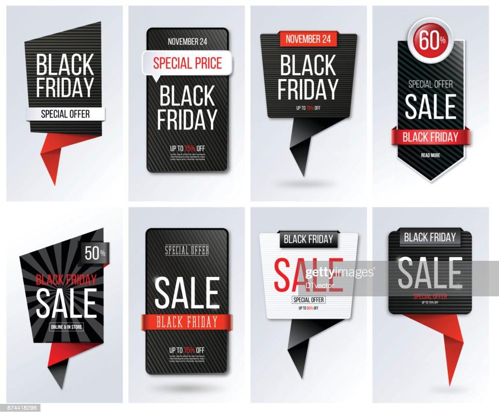 Black Friday Poster - Sale Banner