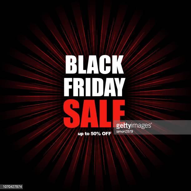 ilustraciones, imágenes clip art, dibujos animados e iconos de stock de diseño de plantilla de banner de venta viernes negro - black friday