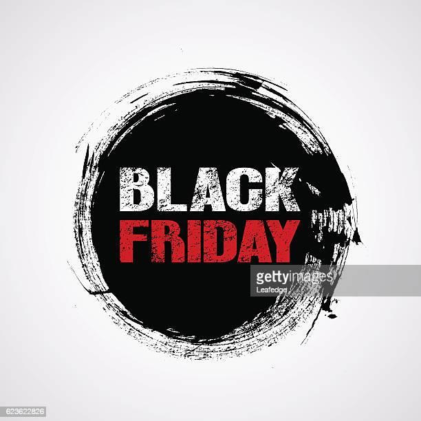 ilustraciones, imágenes clip art, dibujos animados e iconos de stock de black friday sale title logo - black friday