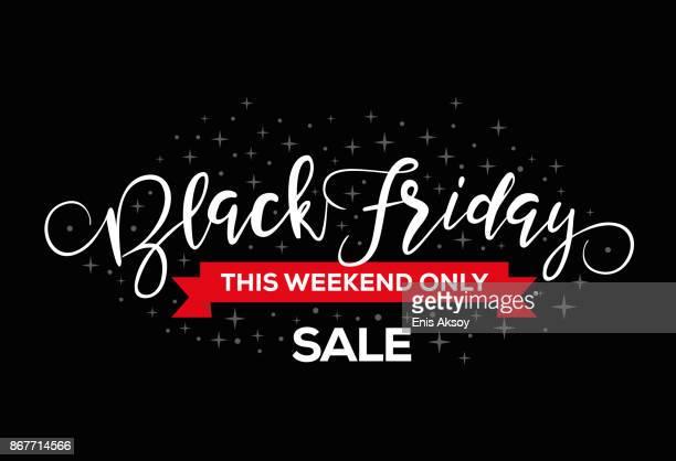 ilustraciones, imágenes clip art, dibujos animados e iconos de stock de venta de viernes negro  - black friday