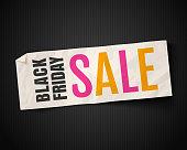 Black friday season sale.
