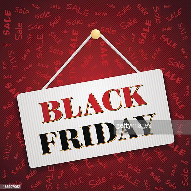 black friday - friday stock illustrations, clip art, cartoons, & icons