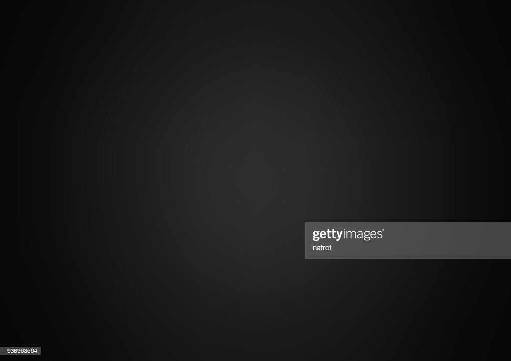 Black gradient background