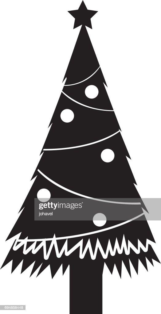 black icon christmas tree cartoon high res vector graphic getty images black icon christmas tree cartoon high res vector graphic getty images