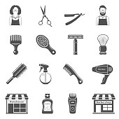 Black Icons - Barber and Hairdresser Equipment