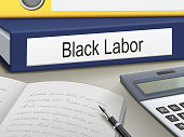 black labor binders