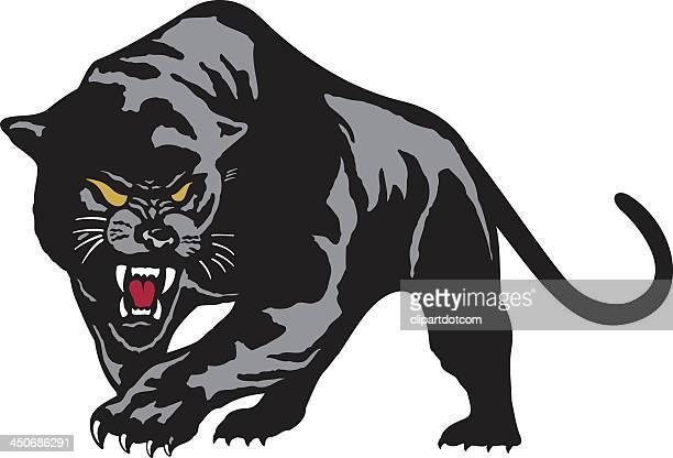 Comment Dessiner Une Panthere Noire Tuto Dessin Etape Par Etape