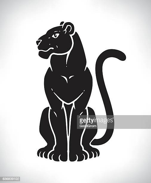 Leopard Stock Illustrations Getty Images