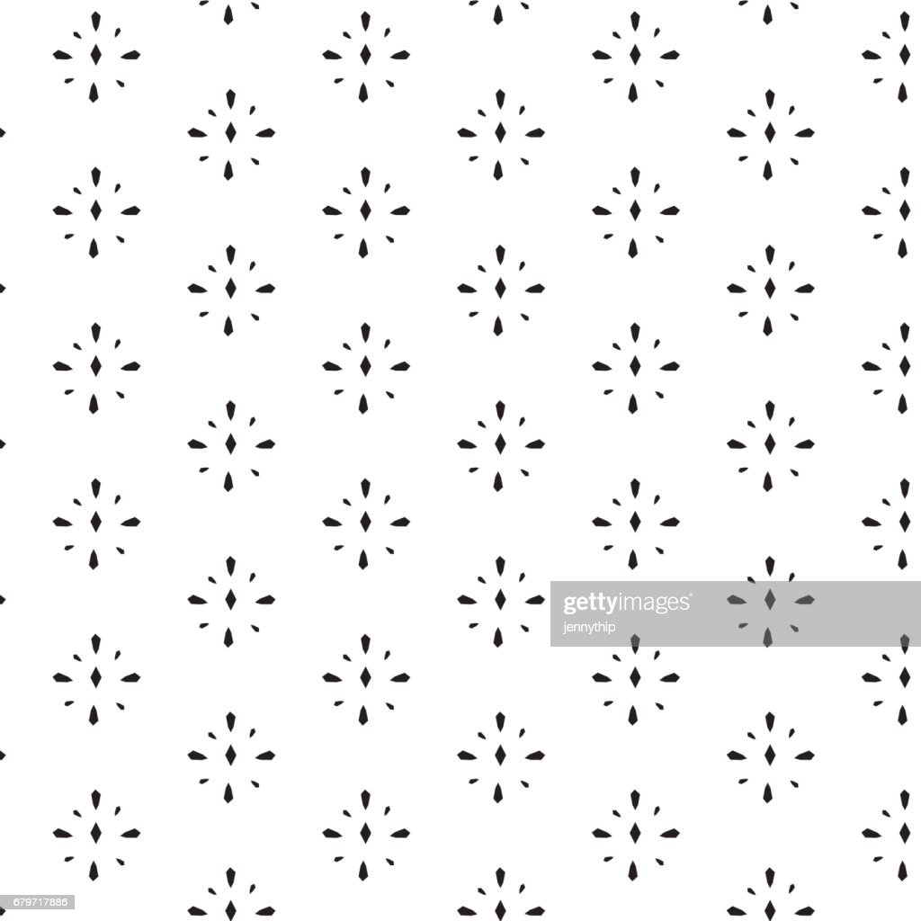 black polygon and diamond shape grouping pattern background