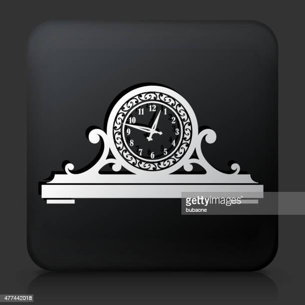 30 Top Blank Analog Clock Stock Illustrations, Clip art