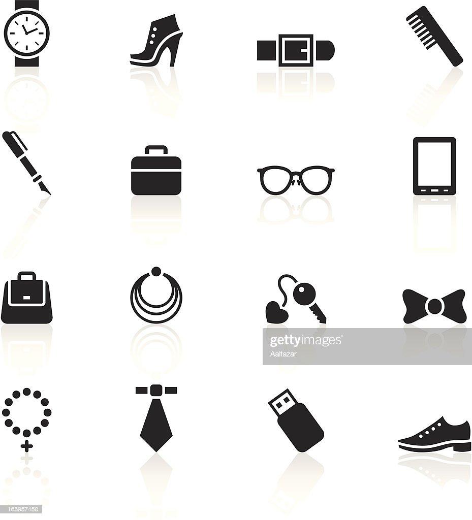 Black Symbols - Accessories