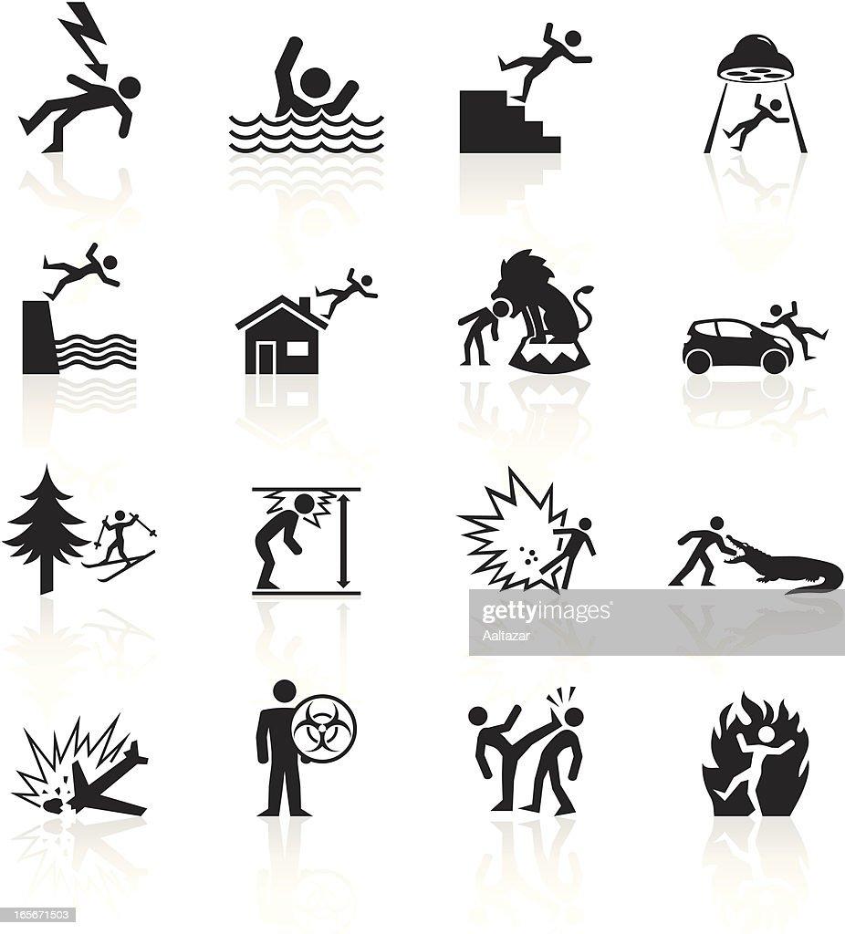 Black Symbols - Accidents
