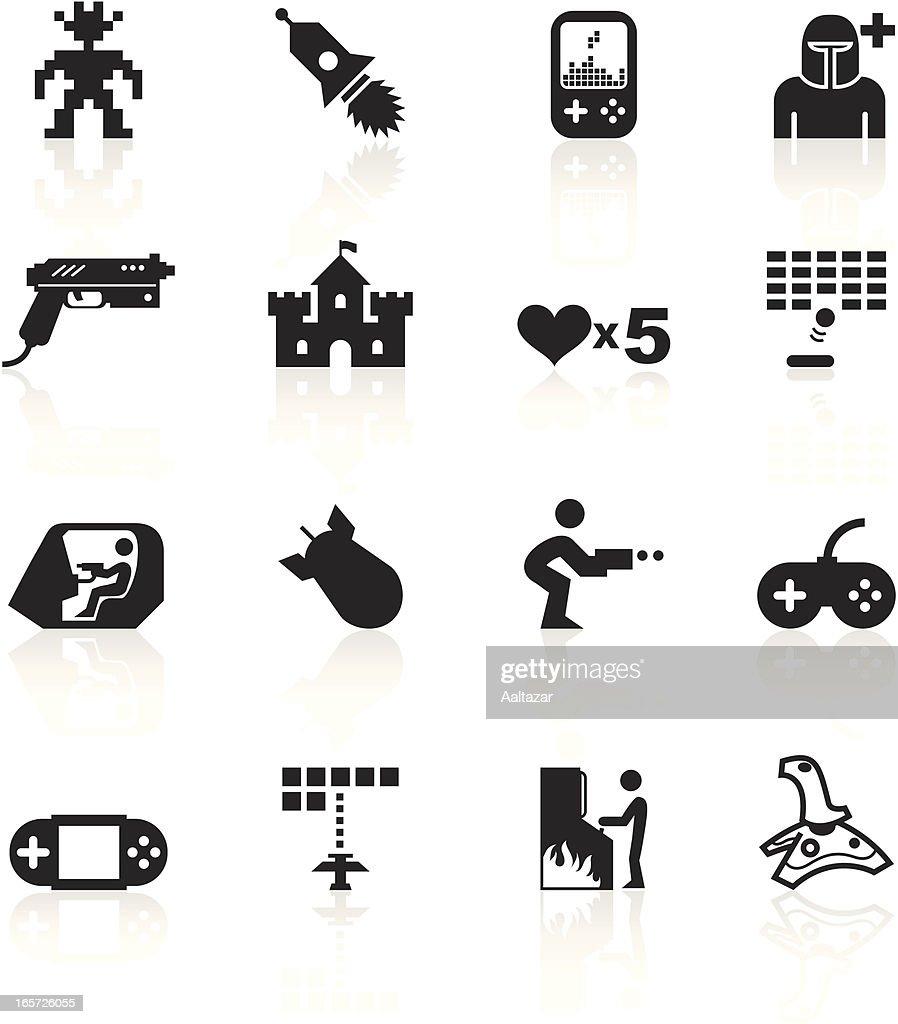 Black Symbols - Arcade Gaming