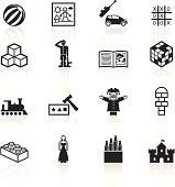 Black Symbols - Childplay and Toys