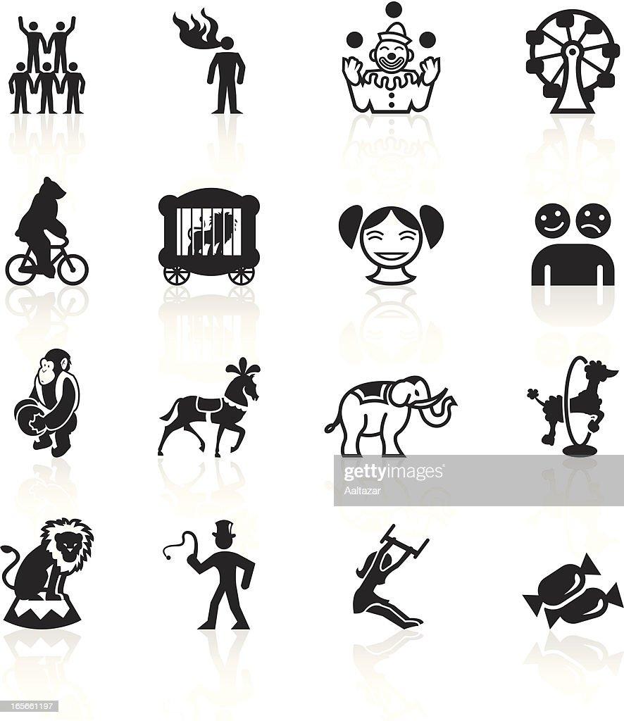 Black Symbols - Circus