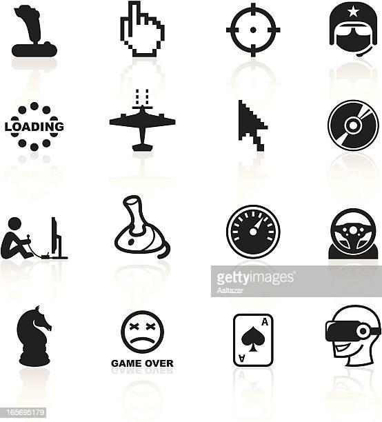 Black Symbols - Computer Gaming