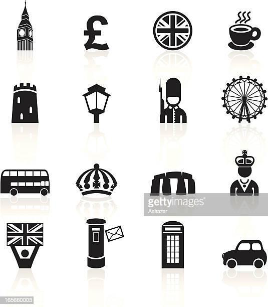 Black Symbols - England UK