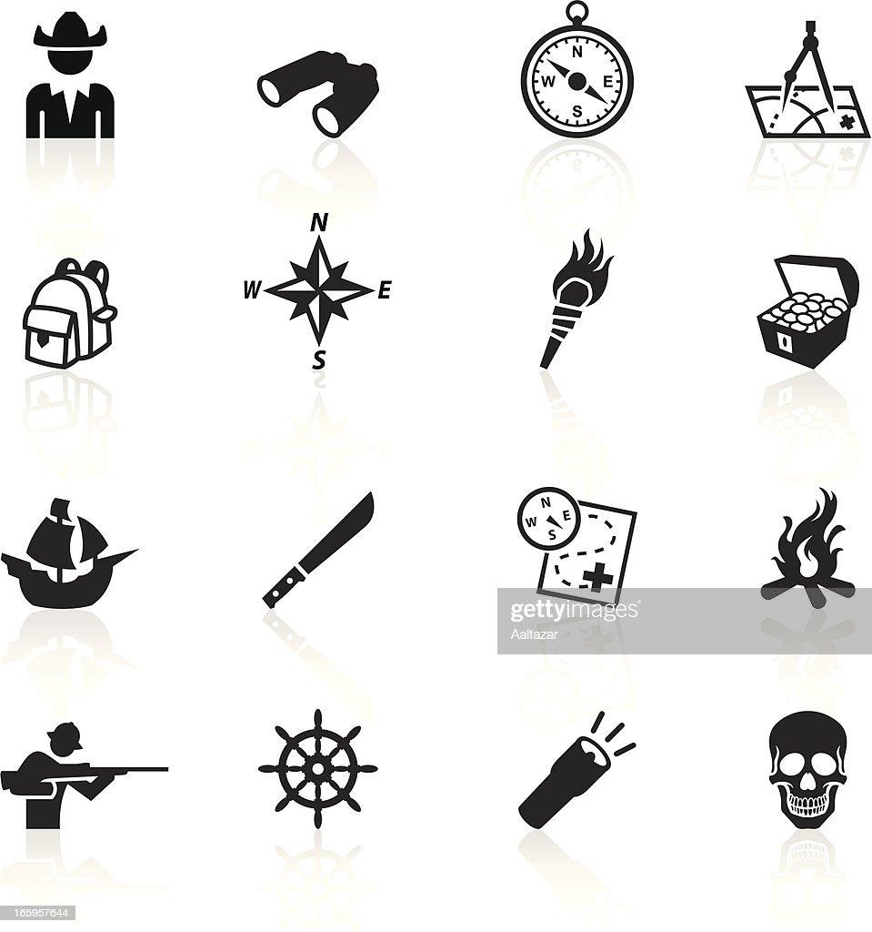 Black Symbols - Exploration