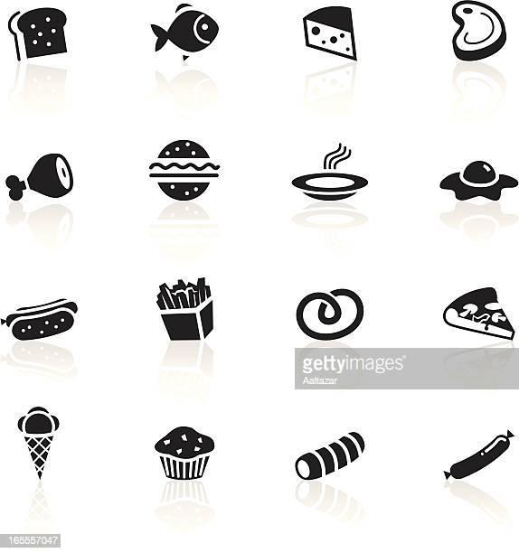 Black Symbols - Food