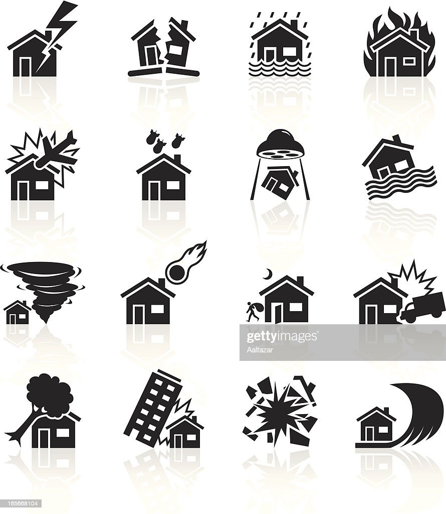 Black Symbols - House Catastrophe